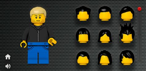 lego sigfig creator lets   minifigures toyology