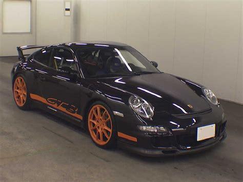 Porsche 911 Gt3 Clubsport Auktion 2007 porsche 911 gt3 club sport at auction in japan