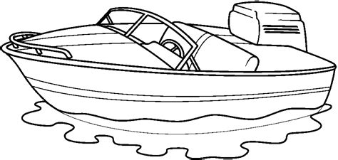 motor boat clipart black and white boat clip black and white clipart panda free