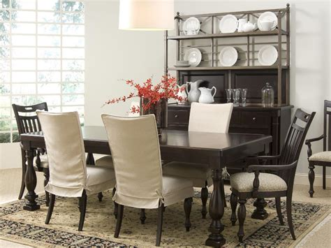 Dining Room Charming Ideas Of Slipcovers For Dining Room
