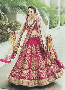 Indian Bridal Dresses 2017 - Bridal Wedding Lehengas & Gown