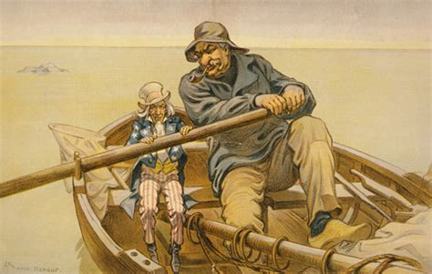 Row Boat Robbers by Robber Barons The State Of Nature And The Social