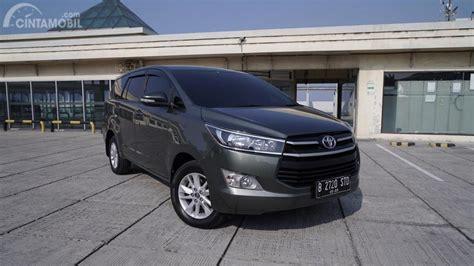 Review Toyota Kijang Innova by Review Toyota Kijang Innova G 2016
