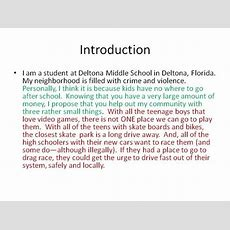 Sample Student Paragraphs (8th Grade Only) Authorstream