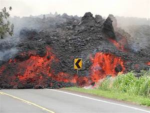 Volcano Watch  How Do Lava Flows Cool And How Long Does It Take