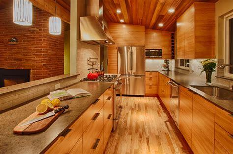 douglas fir ikea kitchen contemporary kitchen