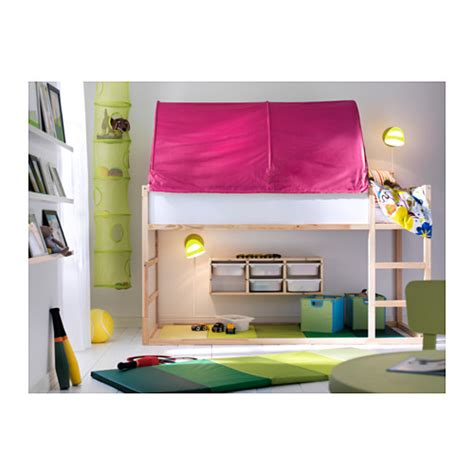 Ikea Kura Bed Tent by Kura Bed Tent Pink Ikea