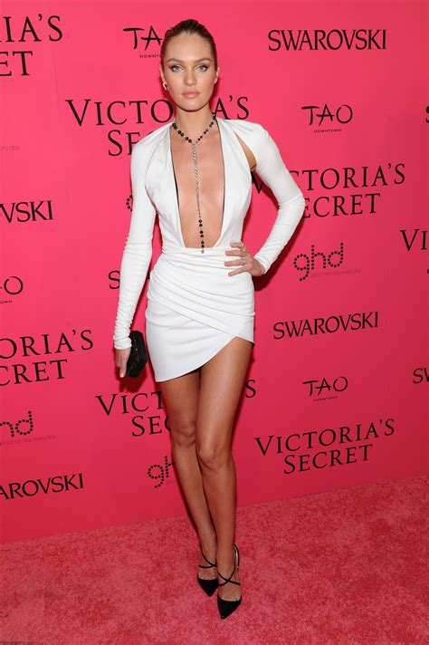 candice swanepoel carpet victoria secret party pink karlie kloss models dresses vs victorias dress doolittle monika jac celebzz arrival afterparty