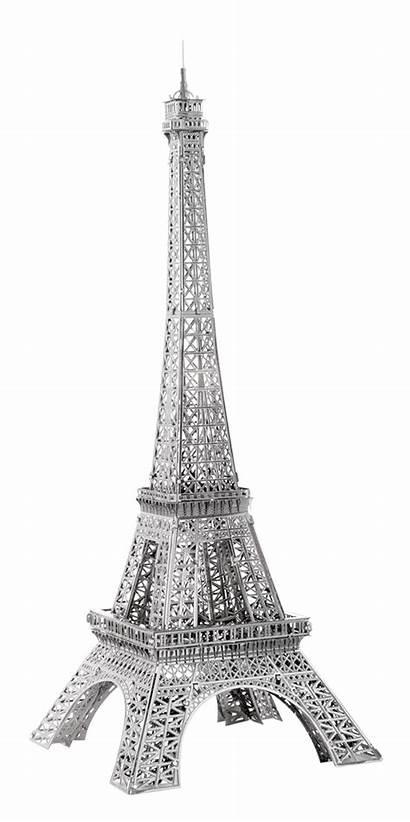 Tower Eiffel Metal Earth Premium Fascinations Kits