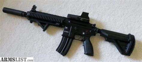 armslist  sale hk  drs semi auto rifle   extras