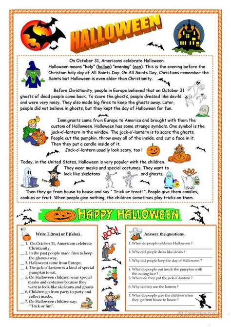 Halloween Skeleton Worksheet  Free Esl Printable Worksheets Made By Teachers