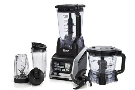 Nutri Ninja Bl682uk Complete Kitchen System  Trustedreviews