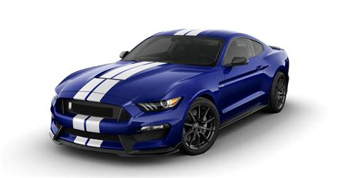 2016 Ford Mustang Shelby Gt350 Priced From ,795