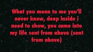 Angel Of Mine By Monica  With Lyrics