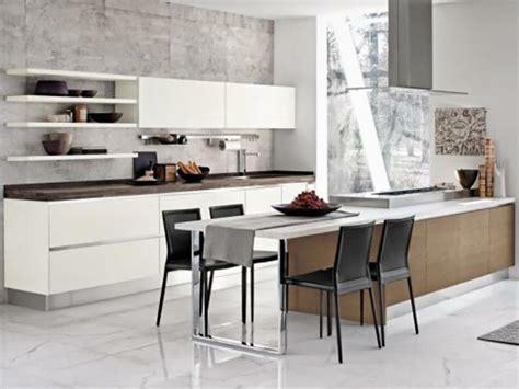 cuisine design italien 15 modèles de cuisine design italien signés cucinelube