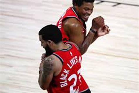NBA Playoffs 2020 : Toronto Raptors beat Brooklyn Nets ...