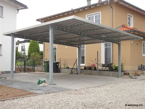Exklusive Stahl Carport Designs, Hochklassig Und