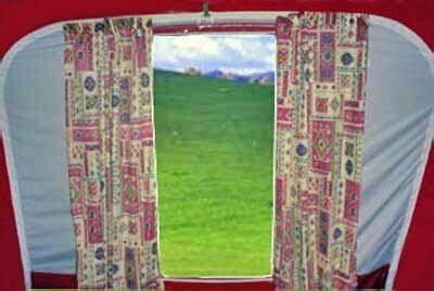 awning curtains  caravan awning  curtains set