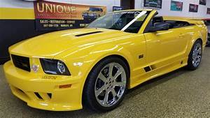 2005 Ford Mustang Saleen S281 Supercharged Convertible for sale #123912 | MCG