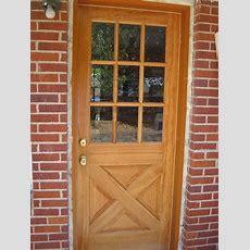 Exterior Door Installation Installing A Prehung Door