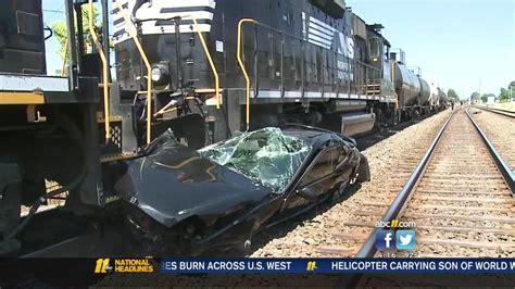Latest Train-car Crash Shows Need For Railroad Respect