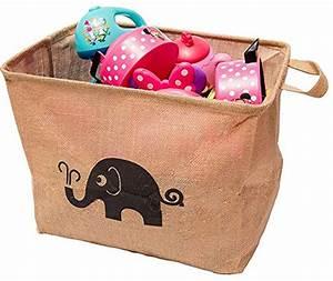 California Home Goods Toy Storage Bin, Playroom Toy ...
