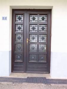 photo porte d39entree 2 vantaux vitree et bois 1300x 2150 With porte d entrée 2 vantaux