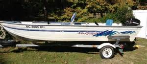 Aluminum Boats For Sale Eastern Nc by 1996 Sea Nymph Bt 165 Boats Other For Sale In Eastern