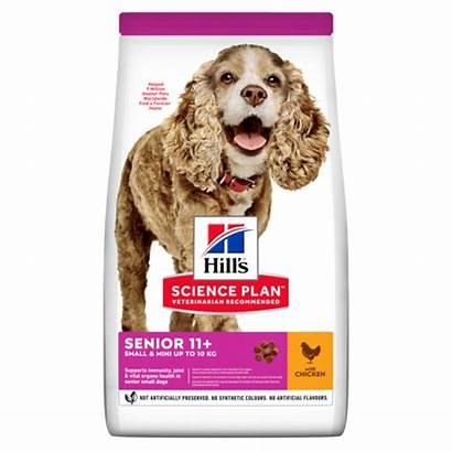 Senior Science Hills Plan Miniature Hill Hundefutter