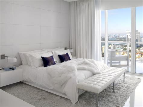 White Master Bedroom-contemporary-bedroom-other