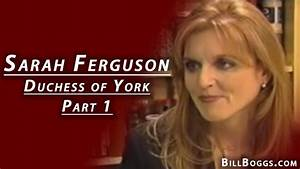 "Sarah Ferguson, ""Duchess of York"" Interview (1of2) with ..."