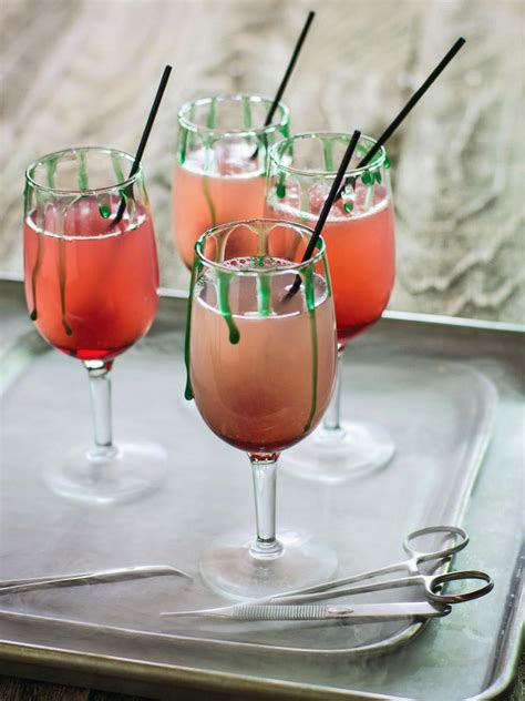 28 Halloween Cocktail Recipes Hgtv
