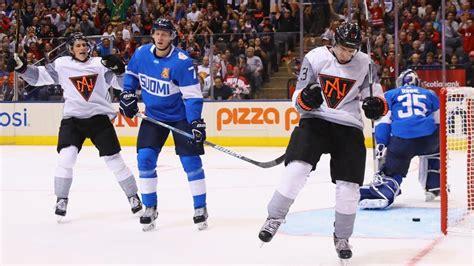 Ziemeļamerikas U-23 hokeja izlase PK spēlē pārliecinoši ...