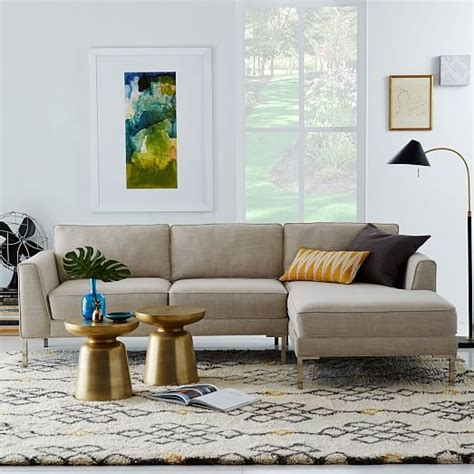 build your own marco sectional pieces linen