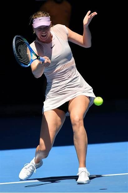 Sharapova Maria Tennis Australian Pixhost Open Sabatini