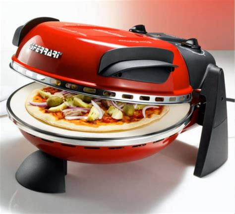 g3 pizza oven g3ferrari pizza goes from zero to pizza in five minutes