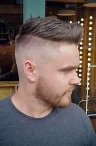 15 Mens Haircut Shaved Sides Mens Hairstyles 2018