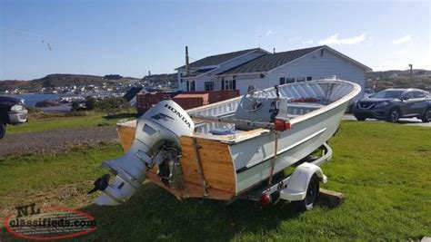 Speed Boats For Sale Nl by Boat For Sale Paradise Newfoundland Labrador Nl