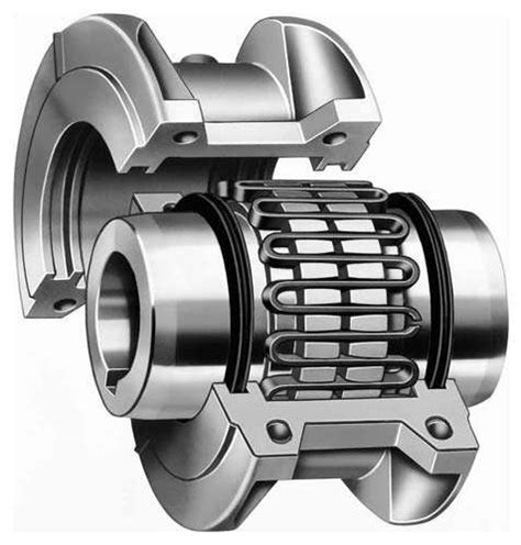resilient coupling mh industrial equipments kolkata