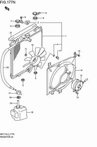Radiator For 2000  Plus  Solio  Wide