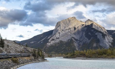 Kanada: Zug durch Rocky Mountains | reisereporter.de
