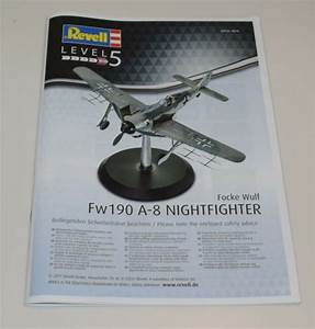 Revell Fw R11 03926  Parts  Instruction Manual