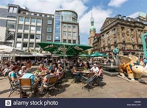 Dortmund Veranstaltungen Innenstadt : marktplatz in der innenstadt mit vielen gesch ften outdoor essbereich reinoldi kirche ~ Eleganceandgraceweddings.com Haus und Dekorationen