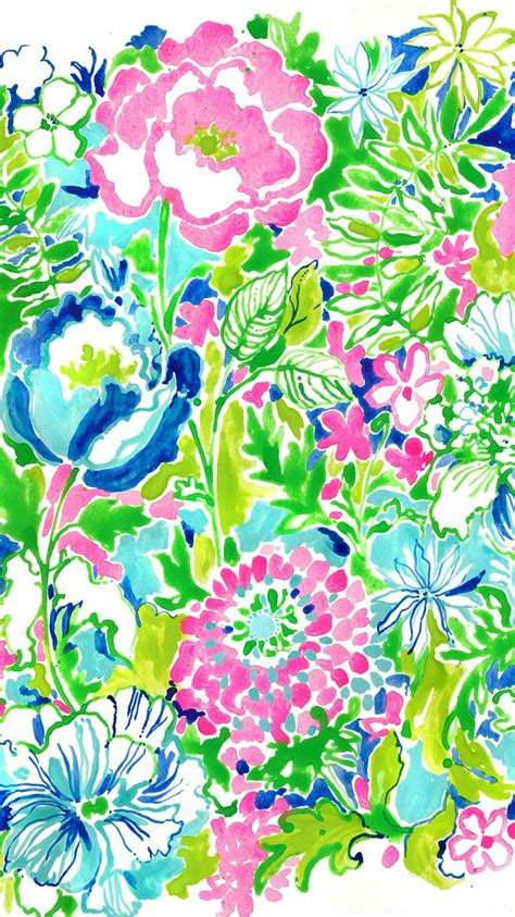 foto de Lilly Pulitzer print: Flower Power Lilly pulitzer prints