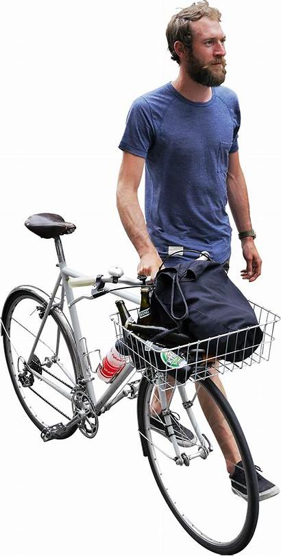 Bike Photoshop Ride Cut Cycling Riding Person