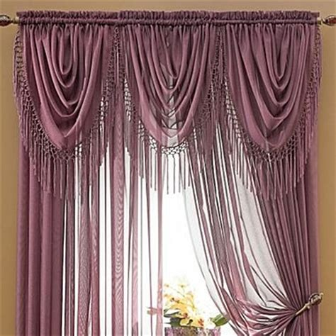 snow voile window coverings jcpenney bedroom reno