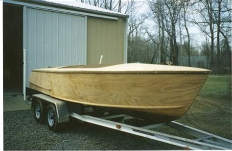 1956 Higgins Wood Boat by Selling Stock Photos 2015