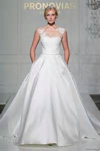 weddings dresses pronovias 2016 wedding dresses new york bridal runway show 2422386 weddbook