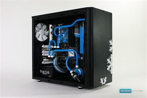 unique computer desk air cooling vs liquid cooling ekwb com