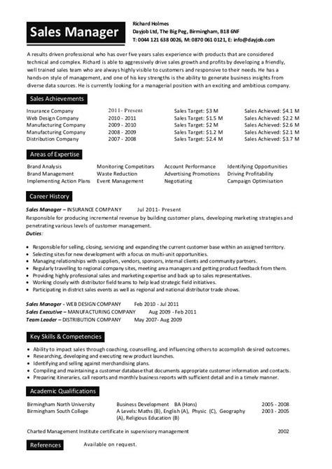 Great Cv Sles by Cv Template 2 Cv Template Free